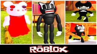Survival The Cartoon Cat Siren Head Killers By HypeBeast Studios [Roblox]