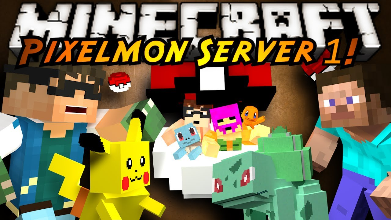 Pixelmon Ip Mod Minecraft Server