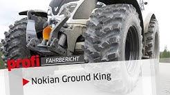 Nokian Ground King: Smarter Pneu für alle Fälle   profi #Fahrbericht