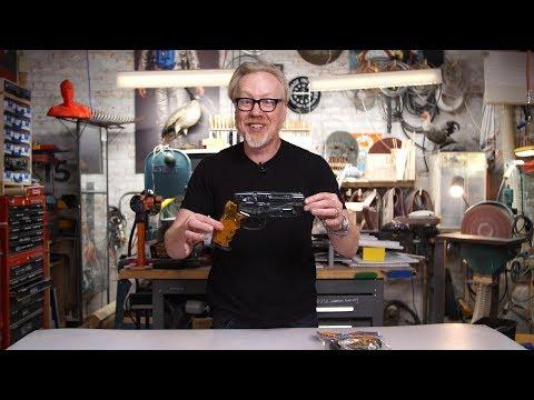 Adam Savage's New $30 Blade Runner Blaster