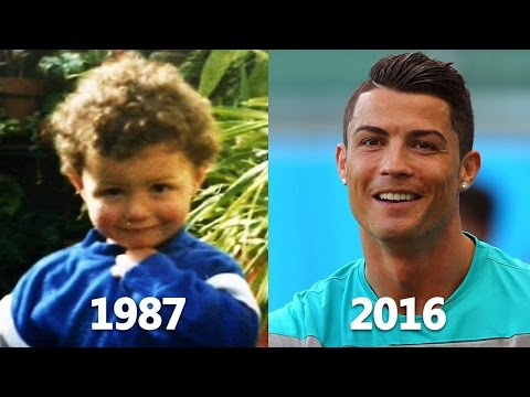 Cristiano Ronaldo Transformation Before And After (Face & Hair & Teeth)
