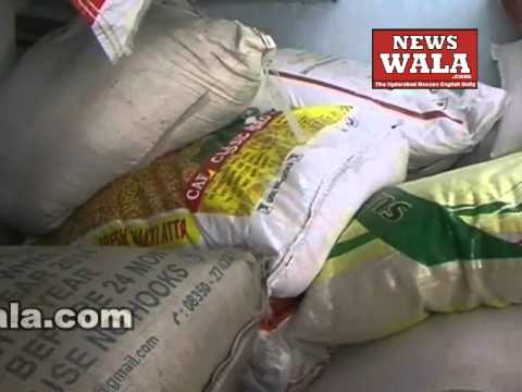 151 Quintals of civil supplies rice seized by South Zone task force