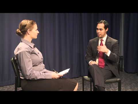 Mayor Julian Castro Discusses Pre-K 4 SA