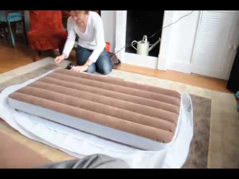 Indoor Tuckaire Toddler Travel Bed