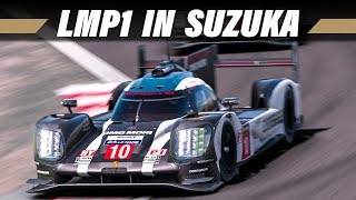 GRAN TURISMO SPORT Let's Play Deutsch – Porsche 919 Hybrid in Suzuka | 4K Online Gameplay German