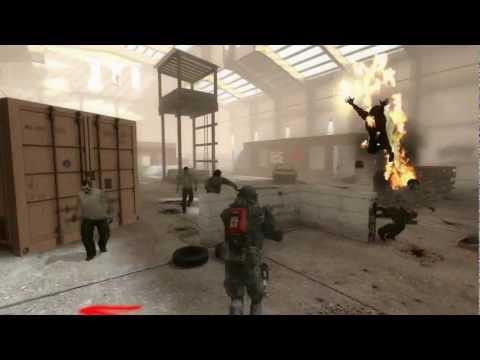 L4D2 Killhouse Survival (MW2 Survivor Models)