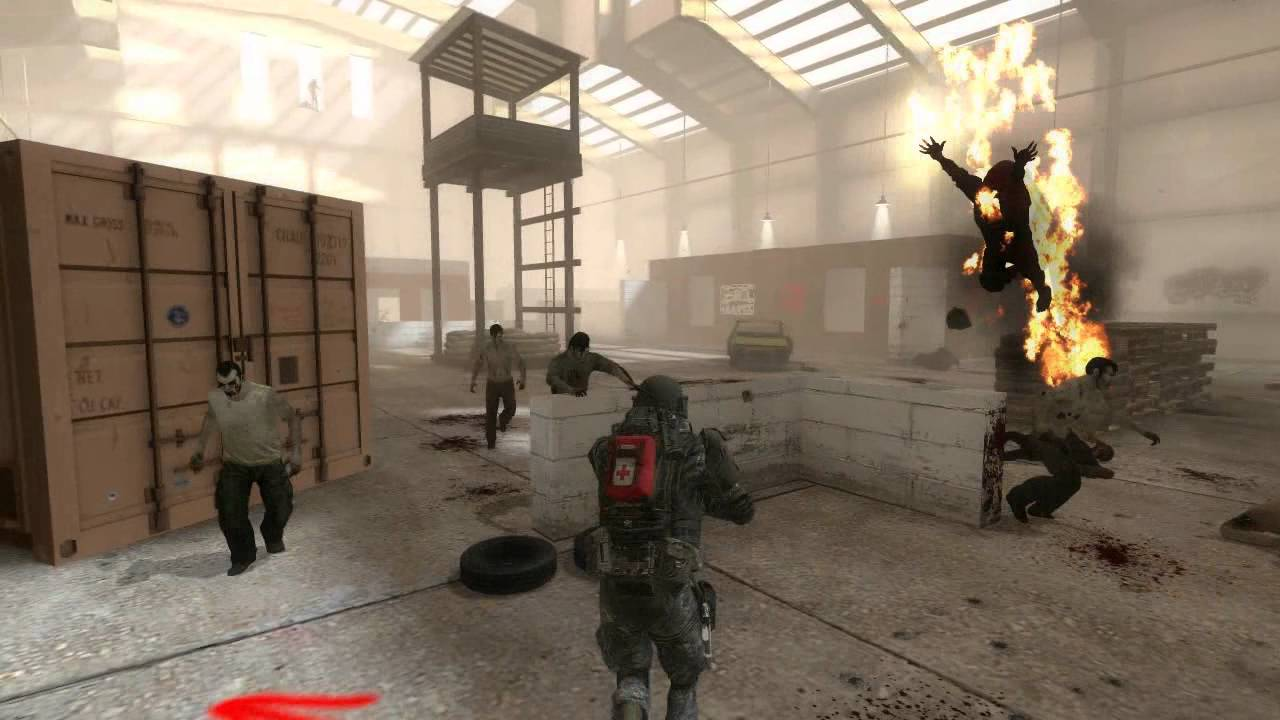 Killhouse - Call of Duty 4 Remake v1 5 (Left 4 Dead 2