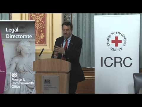Foreign Office Legal Directorate 2nd Annual Lecture in International Law Q&A