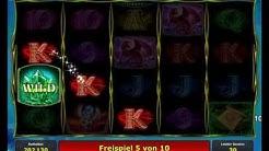 Sorceress kostenlos spielen - Novomatic / Novoline
