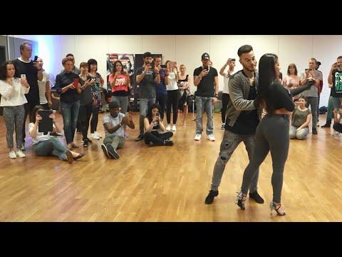 AZZEDINE & ANDREA 2019 DJ DRICO - Red Rose AFROMOVES 8Th Urbankiz Demo