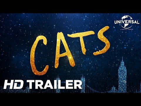 The new Cats trailer is just, wow, yes, ok, cool, sure