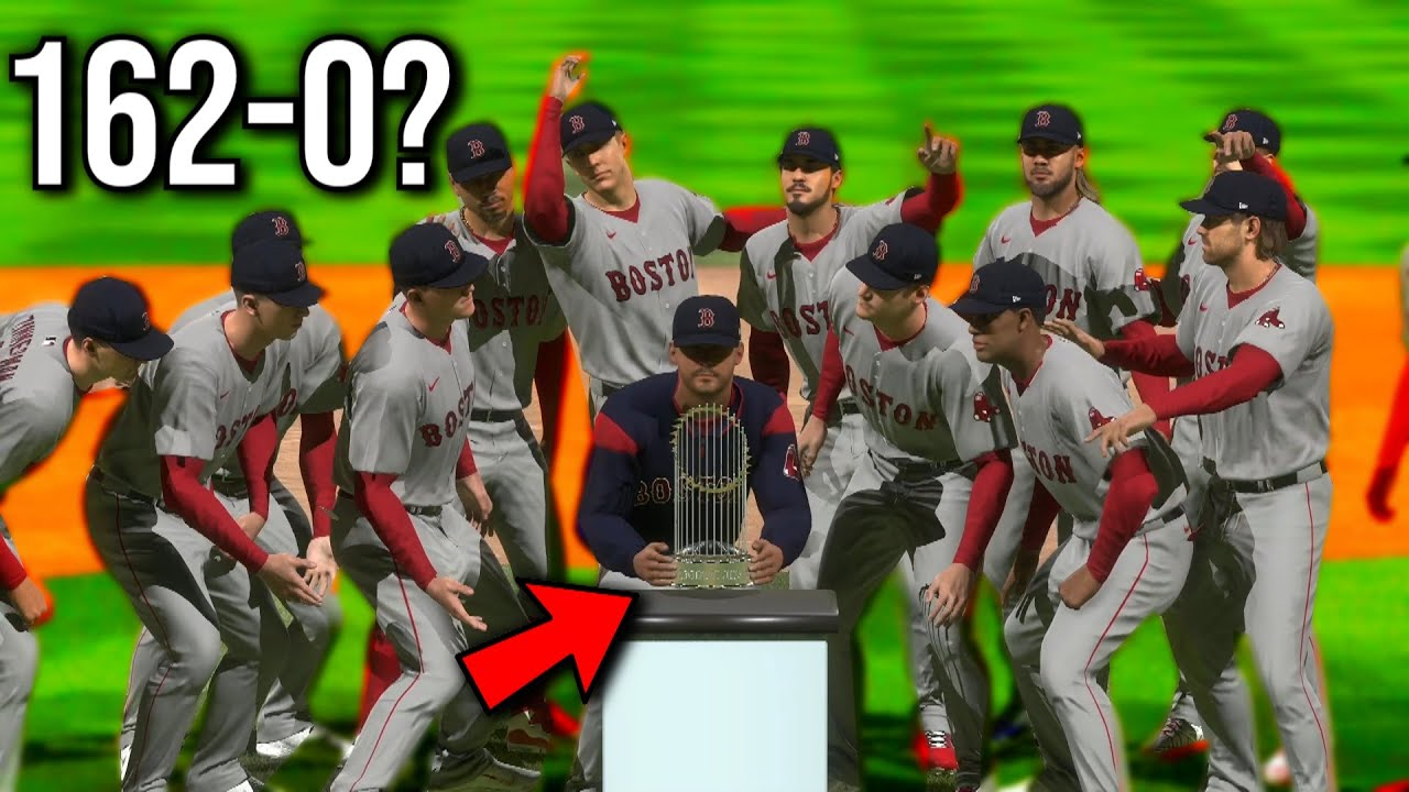 Is It Possible To Go 162-0 in MLB The Show 21?