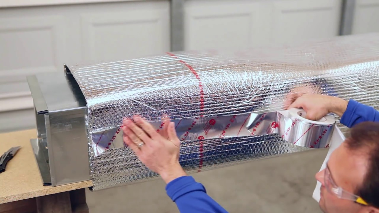 HVAC Ducts - Pro Installer | Reflectix, Inc