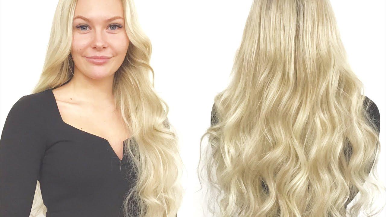 billig hårförlängning online
