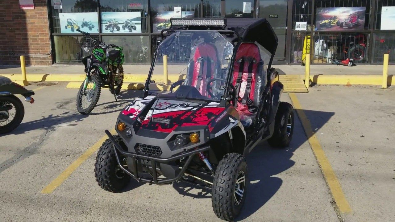 hight resolution of trail master 300x 300cc utv full detail review overview
