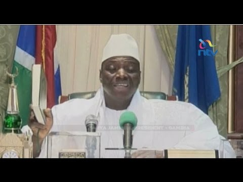 Yahya Jammeh rejects election outcome days after conceding to Adama Barrow