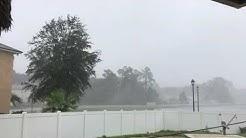 Hurricane Matthew Jacksonville, FL - 3 hours before the eye passes