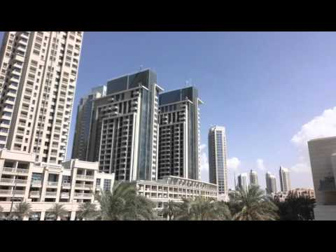 33 minutes of Downtown Dubai skyline and clouds!!