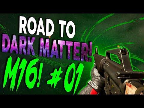 A VOLTA DA MELHOR SÉRIE?! - Road To Dark Matter - M16 #01 - CoD Black Ops 3