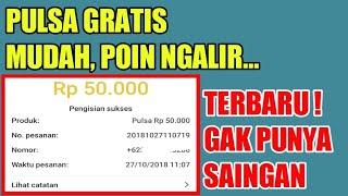TERBARU NONTON 1 IKLAN 10 DETIK DI BAYAR Rp2000 ! PENGHASIL PULSA GRATIS VERSI TERBARU,  MUDAH GUYS