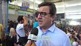 Danilo Forte - Definição da candidatura da vereadora Lívia à deputada estadual sairá hoje a tarde.