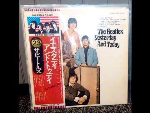 Beatles Vinyl Update 12 (Liverpool finds, Japanese