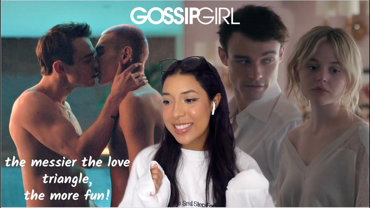 Download *GOSSIP GIRL* 2021 SEASON 1 EPISODE 2 reaction | max and aki!!! but also max & audrey? im screaming
