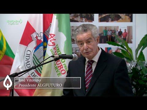 José Vitorino   Presidente ALGFUTURO dez 2019