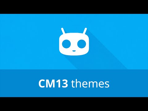Top 5 CM13 & CM12.1 Themes For January 2016