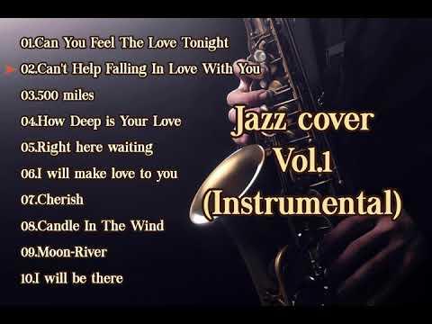 เพลงดังในอดีต เพลงสากลเก่าๆบรรเลงแบบ jazz  เพราะๆ หวานๆฟังสบาย (Most Relaxing jazz oldie songs  )