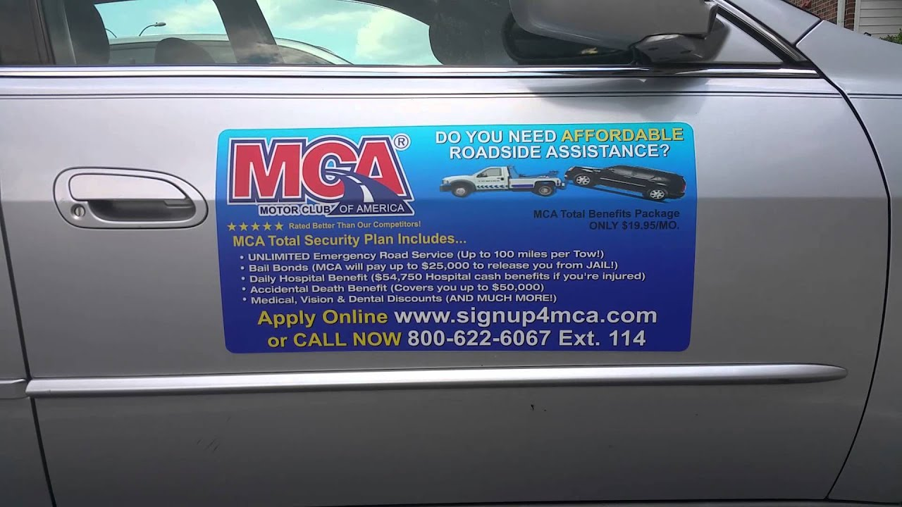 brian hines mca offline marketing with car magnets youtube