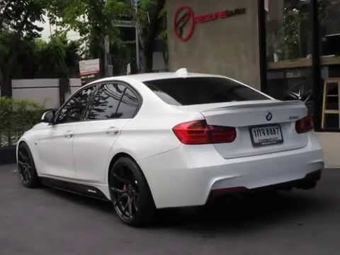 armytrix exhaust full system bmw f30 320i by redline auto. Black Bedroom Furniture Sets. Home Design Ideas