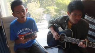 ▶ Somebody i used to know Gotye cover with Lyrics by Aldrich and James from from philippines