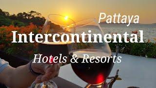 Intercontinental Hotels & Resorts Pattaya นอนอินเตอร์คอนติเน็นทอล พัทยา | gettydiary