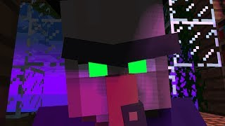 Villager & Witch Life 6 - Minecraft Animation (Original is by Alien Being/ Subscribe him)