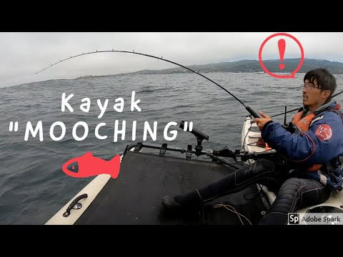 KAYAK Fishing In The OCEAN /