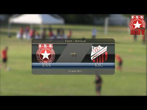 Foot - Amical - ESS/Khaytan SC (Kuwait) - (8-0) - Les Buts !