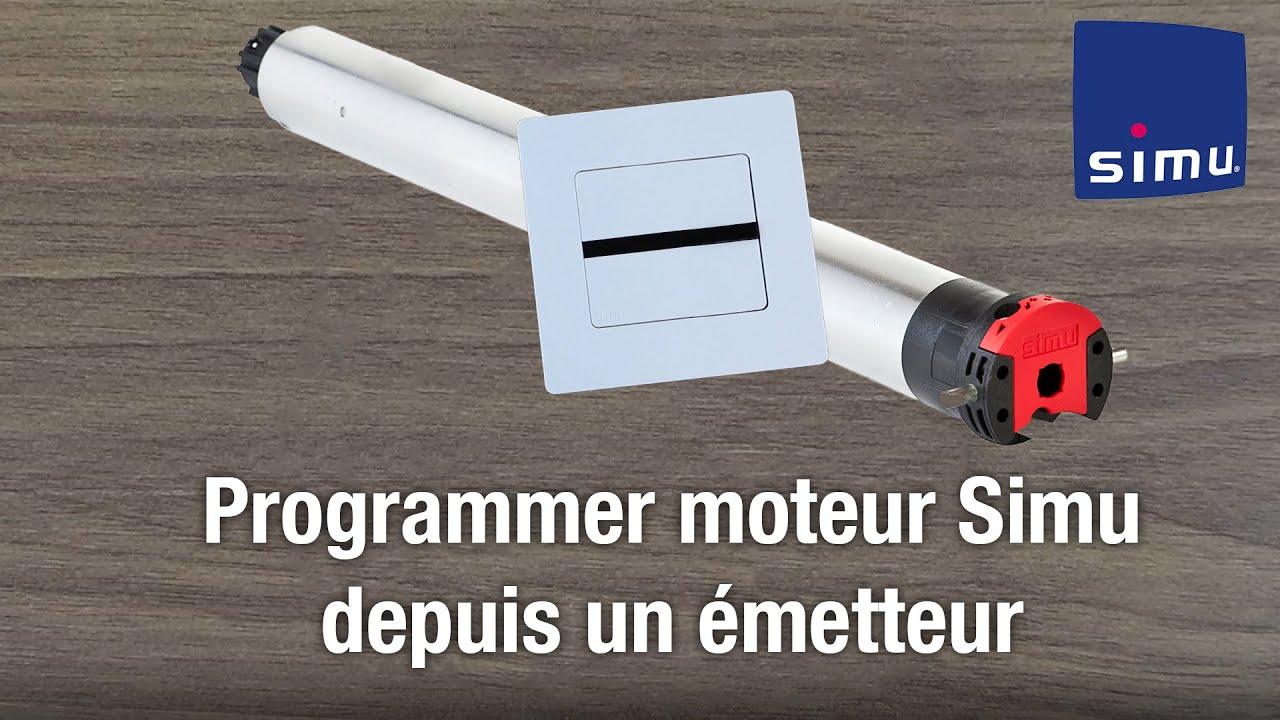 Programmer Emetteur Simu Et Son Moteur Reinitialisation 100