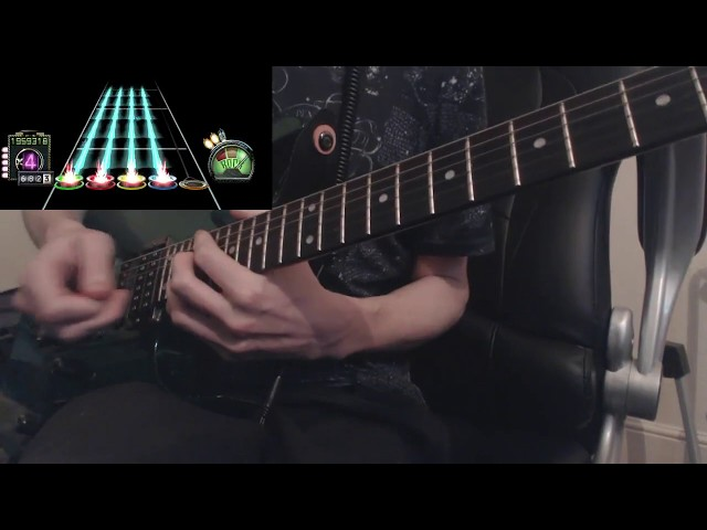 SOULLESS 4 REAL GUITAR FC ! (FULL VIDEO THIS TIME)
