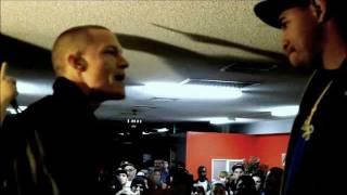 Konshis Pilot vs KG The Poet - Voicebox Battles