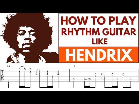 How To Play Riffs In Between Chords [Chord/Rhythm Fills]