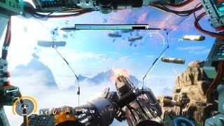 Titanfall 2 All Titans Weapons Sounds And Reload Animations 60FPS / Ultra Settings