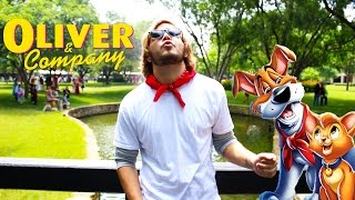 """Akon 2015 Oliver & Company """"Why Should I Worry"""" Cosplay Music Video"""