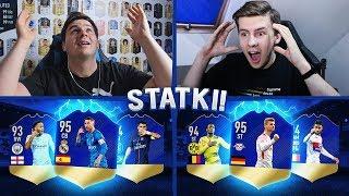 SPEKTAKULARNE STATKI o TOTSA RAMOSA vs VIBE! | FIFA 18