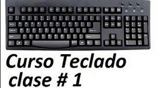 Curso de Teclado PC Increible Asombra a tus amigos Clase 1 thumbnail