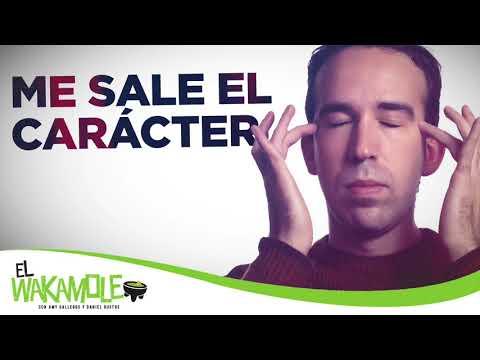 ME SALE EL CARÁCTER - El Wakamole