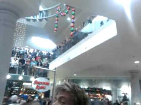 Flash mob Chattanooga,Tn Halleluiah Chorus
