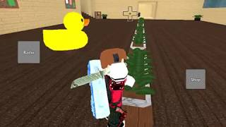 Roblox habilidades de faca!! Knife Ability Test
