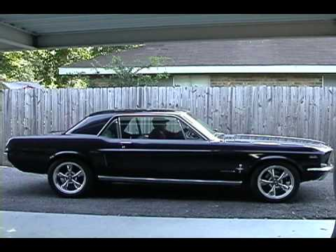 1967 mustang coupewmv - 1967 Ford Mustang Coupe