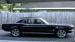 1967 mustang coupe.wmv